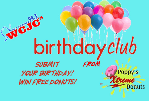 birthday club copy