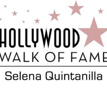 SelenaHollywoodWalkofFame