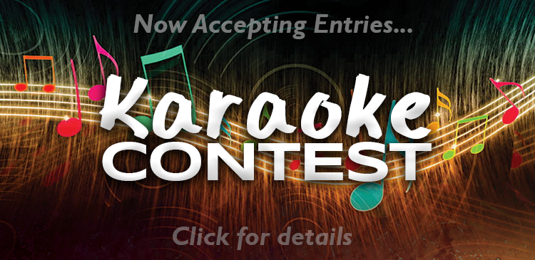 K-105.3 Karaoke Contest - Accepting Applications