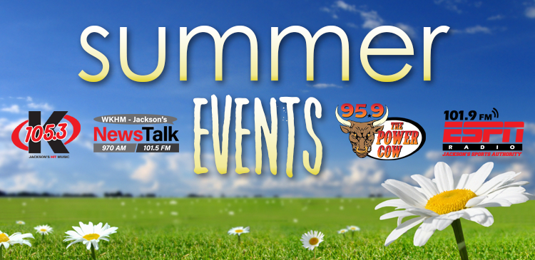 Jackson Summer Events 2016