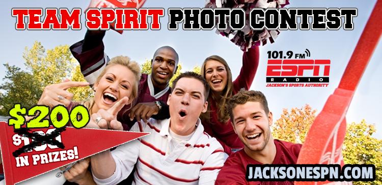 Team Spirit Contest
