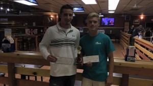 2nd Place - Jared Clark & Andrew Urbaniak
