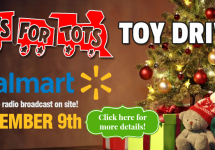 Toys for Tots Flipper