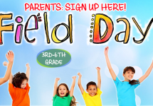 Field Day Flipper Sign-Ups