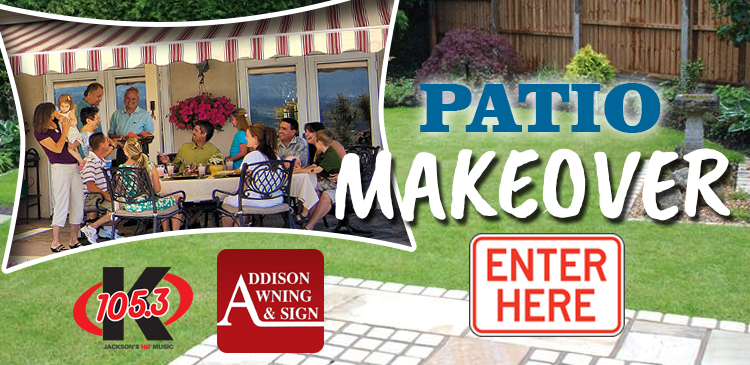 Win a patio Makeover