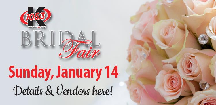 K-105.3 Bridal Fair