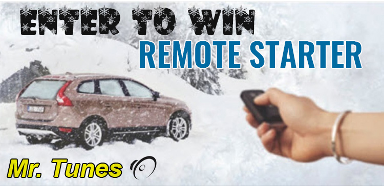 Remote Starter Sweepstakes