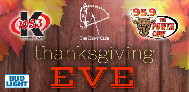 Thanksgiving Eve at the Hunt Club