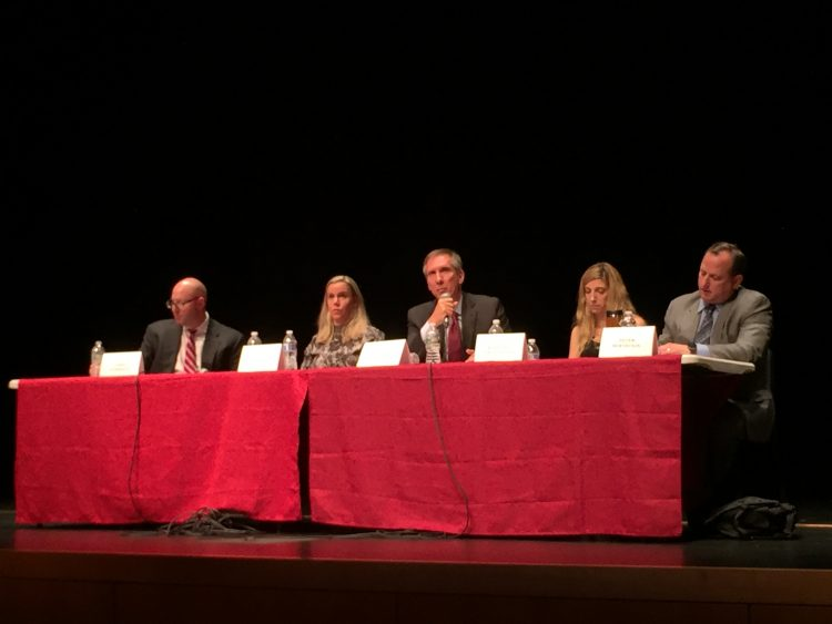 BOE Candidates Chat at Two-Hour Forum