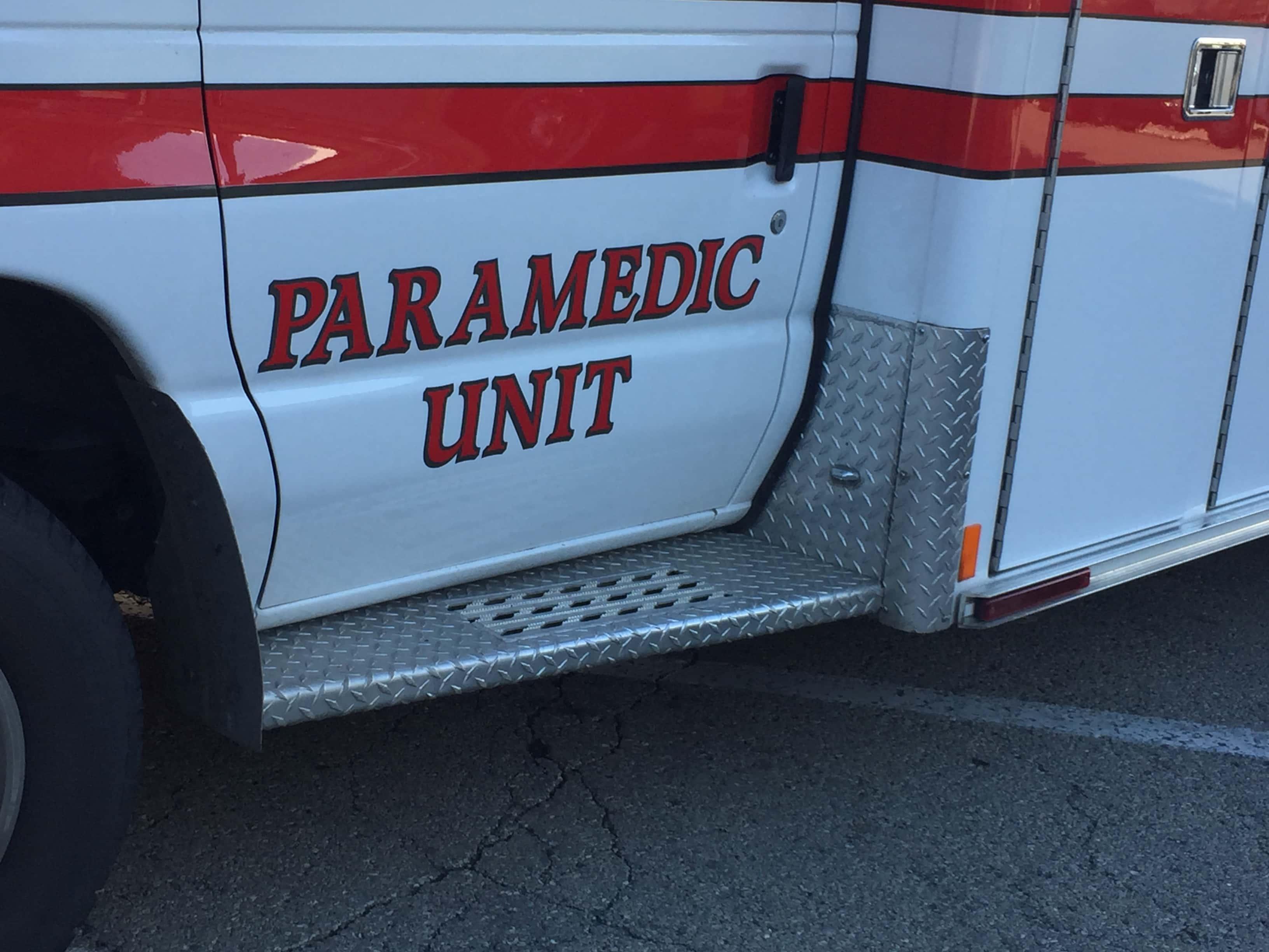 Ambulance Rescue Paramedics Paramedic nurse doctor emergency studstill media