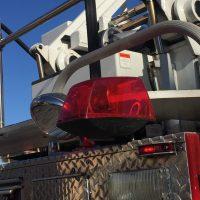 Ambulance firetruck firefighter stock photo Studstill Media