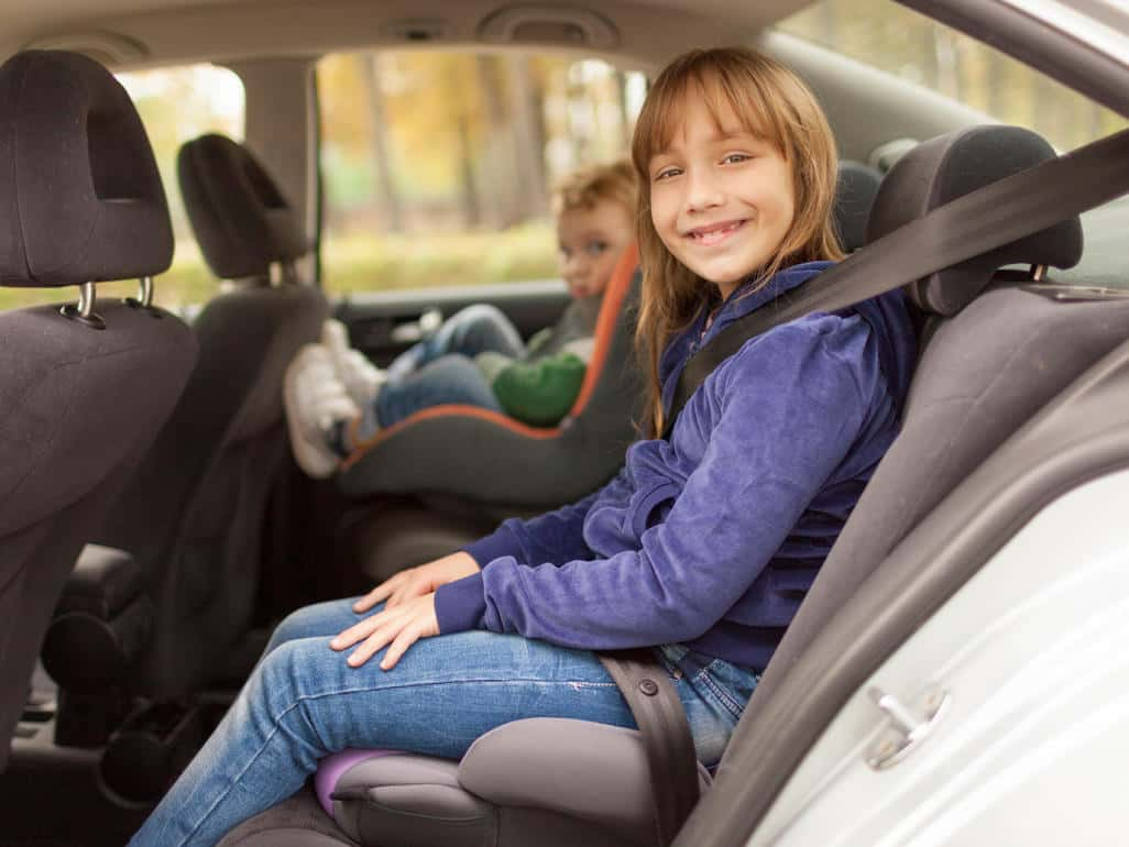 State Senate plan would require rear-facing car seats until age 2 |