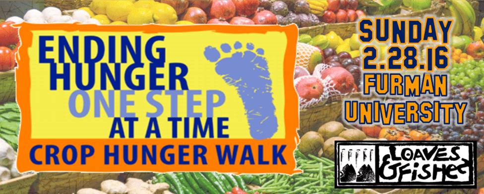 crop walk