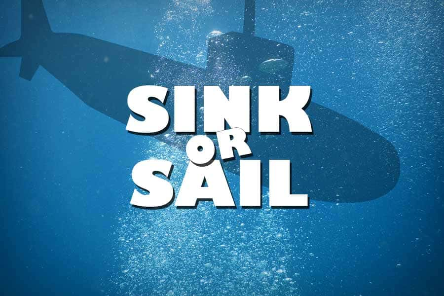 sink-or-sail