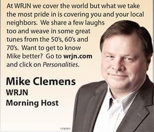 Mike Clemens in the Morning!