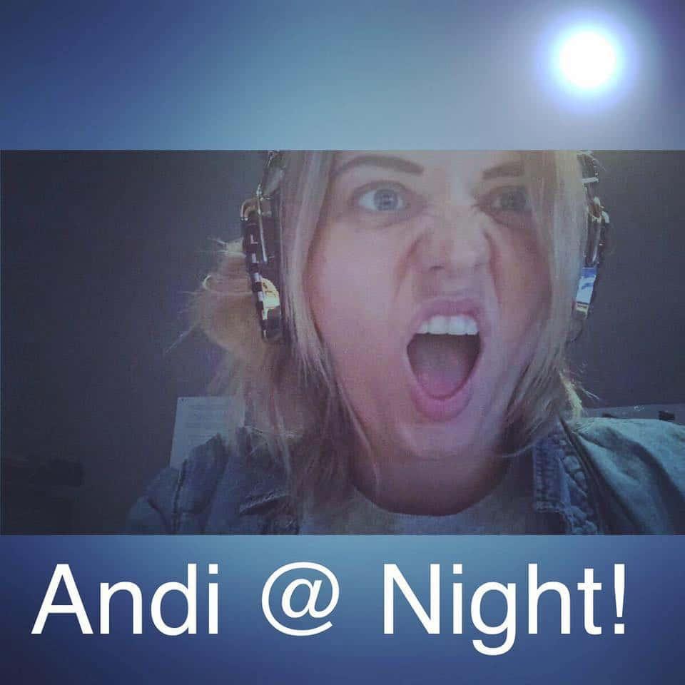 Andi @night