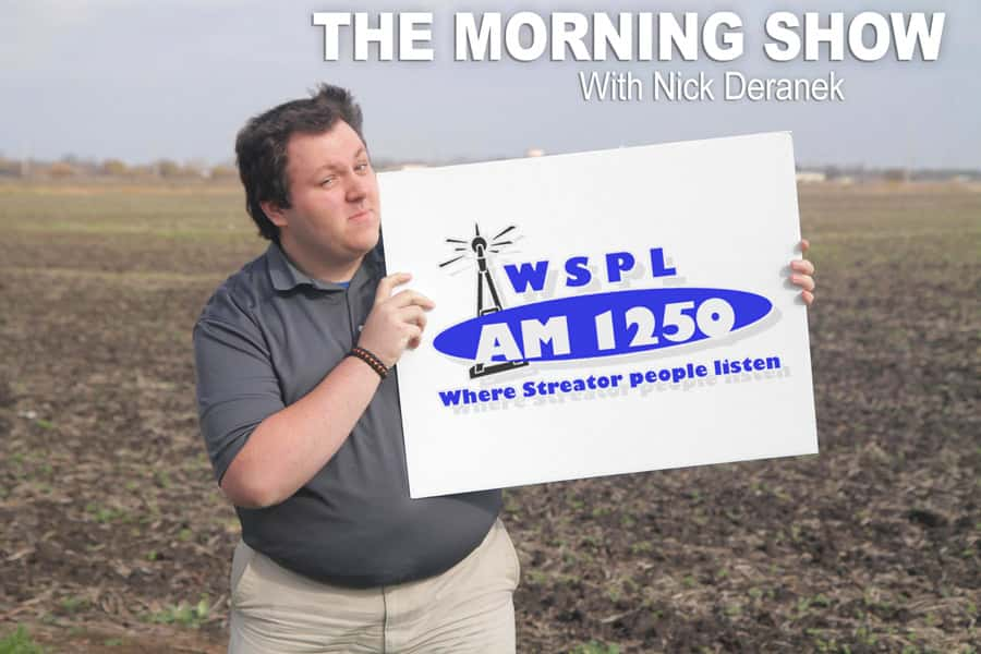 WSPL AM 1250 - Nick Deranek