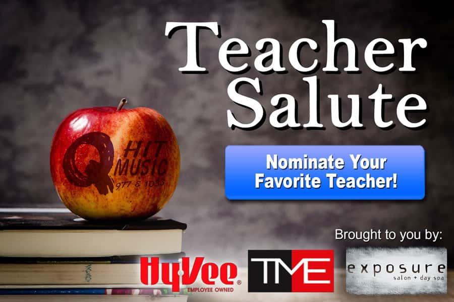 teacher-salute