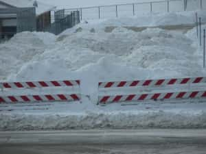 In it for the long haul; Carroll Street Crew's removal of Tuesday's 10″ snowfall