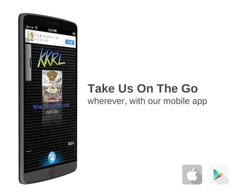 Listen On The Go With Our Mobile App Now