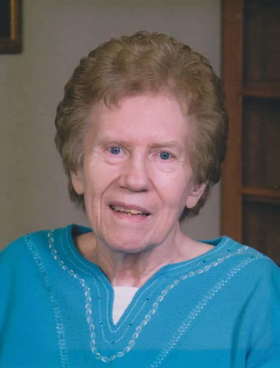 Agnes Goetzinger Of Carroll