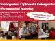 Kuemper Reschedules Kindergarten Informational Meeting
