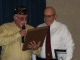 Carroll County Sheriff Bass Honored By American Legion As Iowa Law Enforcement Officer Of The Year