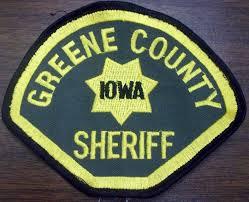 Greene County Sheriff's Patch