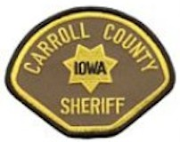 Carroll-County-IA-Sheriff-Patch