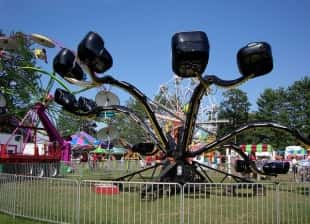 Amusement Ride Malfunction At Cass County Fair Injures Five