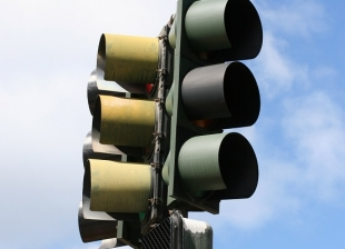 Traffic Light At Grant Road Knocked Out Of Action Briefly Tuesday Night