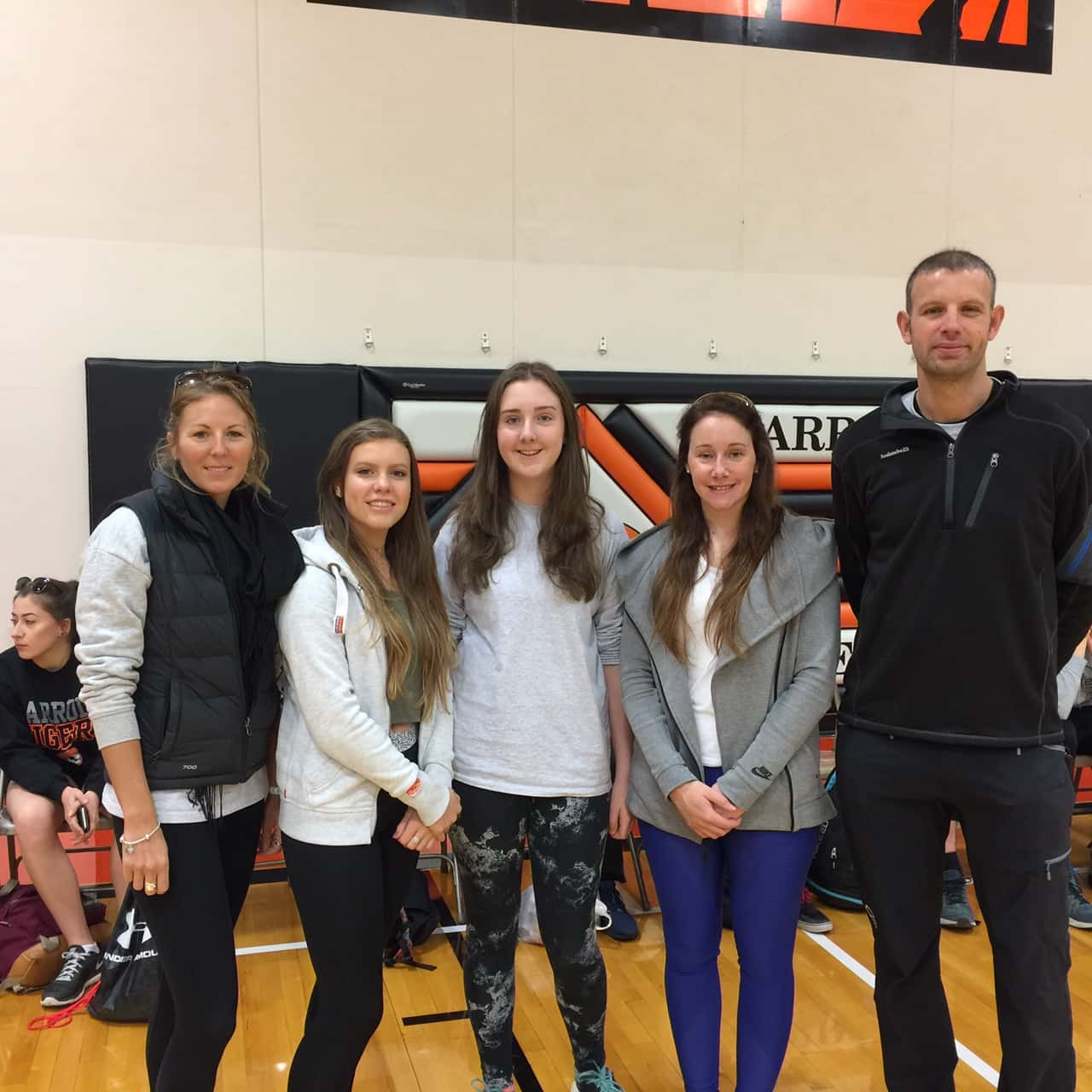 Scottish Students And Teachers Visit Carroll In Cultural