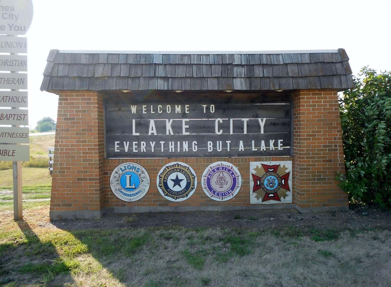Lake city holding planning session for calhoun county for Macke motors lake city iowa