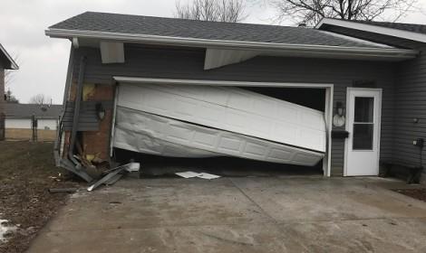 vehicle into garage 4