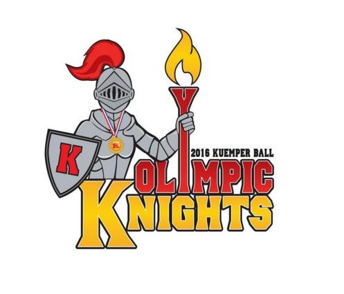 Kuemper Ball 2016 logo