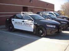 Storm Lake Police Car