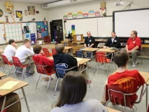 Area Students Given Chance To Explore Career Options