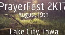 Five Months Of Hard Work Makes PrayerFest 2K17 A Reality On Saturday, Aug. 19
