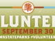 First Ever State Park Volunteer Day Sept. 30