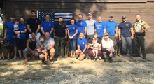 Police Department's K9 5K Gives Participants A Chance To Meet The Man Behind Training Carroll's Newest Officer