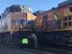 Carroll's Railroad Crossings Now Open To Traffic