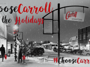 Carroll Chamber Rolls Out New Marketing Campaign, #ChooseCarroll