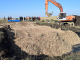 State's First Woodchip Bioreactor Near Jefferson Gets Recharged