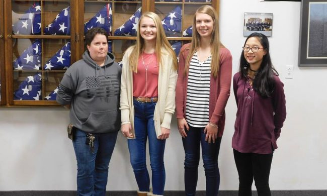 kuemper student ranks third in vfw voice of democracy essay  kuemper student ranks third in vfw voice of democracy essay competition