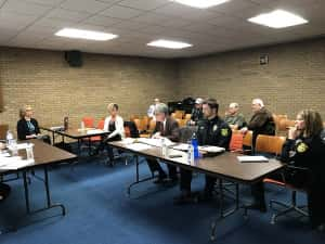 Exhibits Presented Tuesday Showed Preponderance Of Evidence In Support Of Carroll Officer's Firing