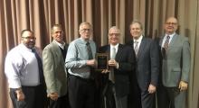 Carroll Athletic Association Named 2017 Public Service Award Winner For Merchants Park Renovation