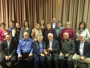 Roman J. Steffes & Sons Construction Presented With 2017 Heritage Award