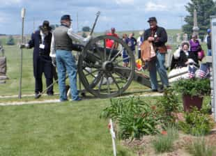 Civil War History Comes Alive At Cottonwood Cemetery Walk Saturday, May 26