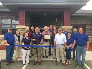 United Bank Of Iowa Celebrates New Facility In Glidden