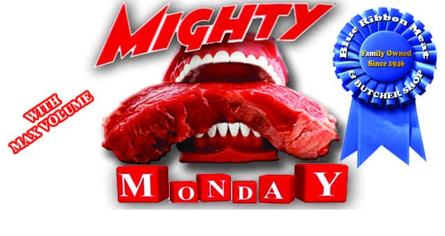 MIGHTY MEAT MONDAY FLIPPER 2015 copy
